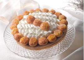 Tarta Saint Honoré